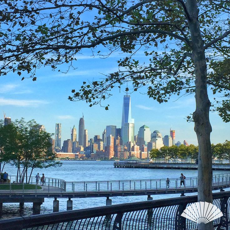 Peaceful Places In Nj: 66 Best NYC Skyline From Hoboken Images On Pinterest
