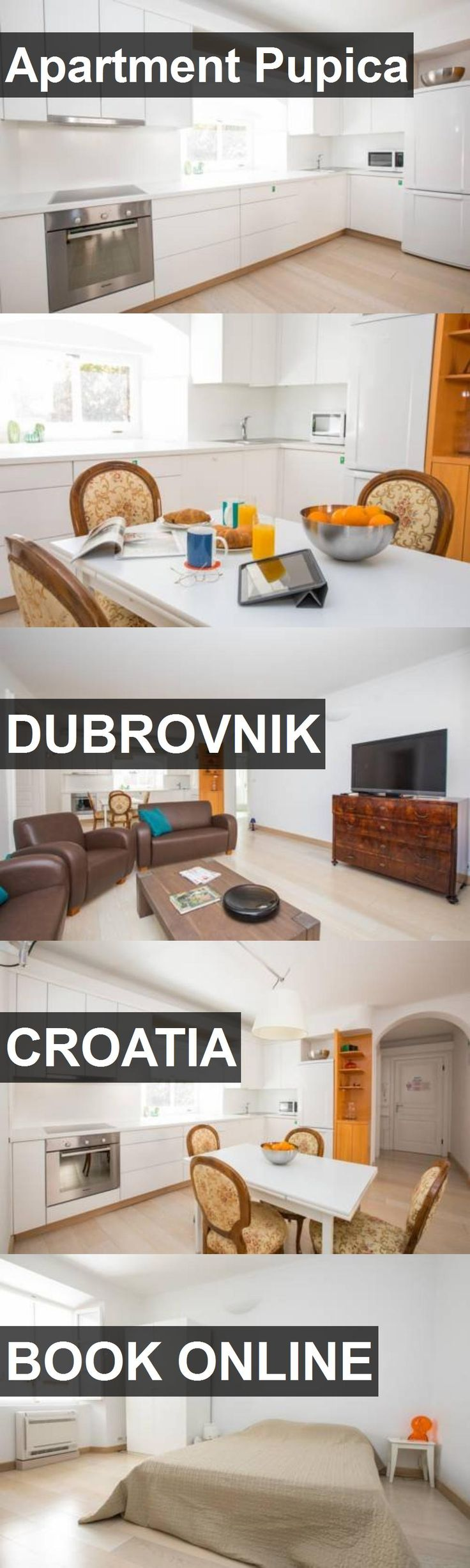 Hotel Apartment Pupica in Dubrovnik, Croatia. For more information, photos, reviews and best prices please follow the link. #Croatia #Dubrovnik #ApartmentPupica #hotel #travel #vacation