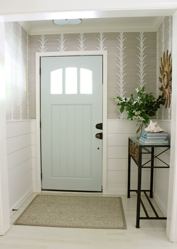 17 best images about foyer ideas on pinterest winter for Hall entrance door designs