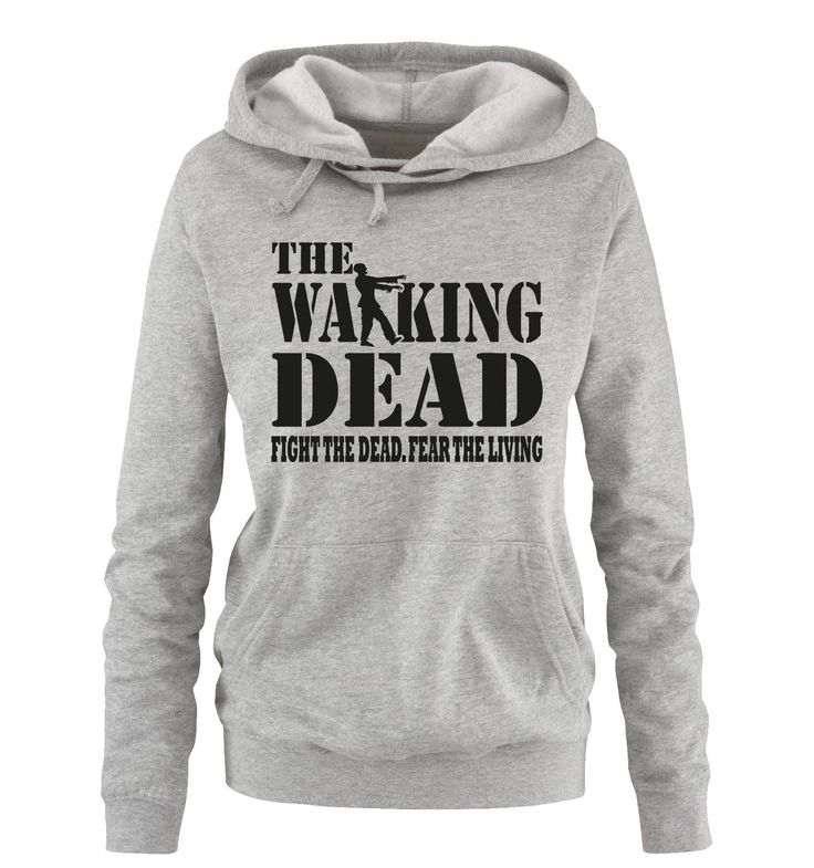 The walking dead hoodies