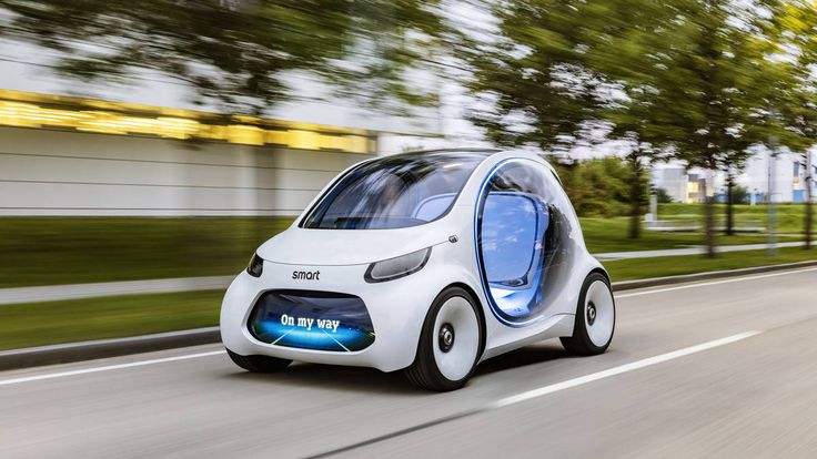 What is the future of city transportation going to be like in, say, 2030? Who knows? But smart, the maker of small electric city cars, thinks it's going to include a lot of small, electric city ...