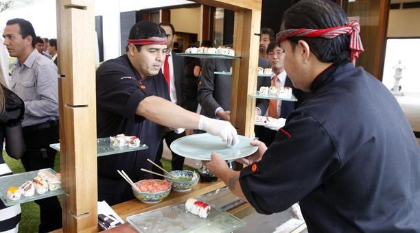 Nueve restaurantes en Quito muestran la cocina japonesa.