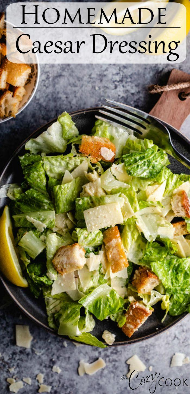Caesar Salad Dressing Recipe Healthy