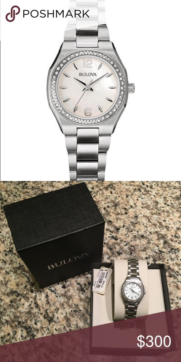 Brand New Bulova Watch Brand New Bulova Watch Bulova Accessories Watches