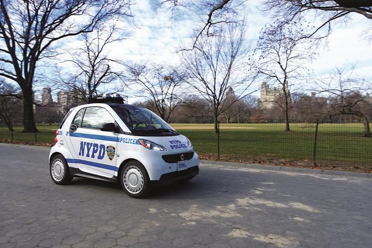 NYPD Testing Out Smart Cars to Replace Scooters - Hamodia