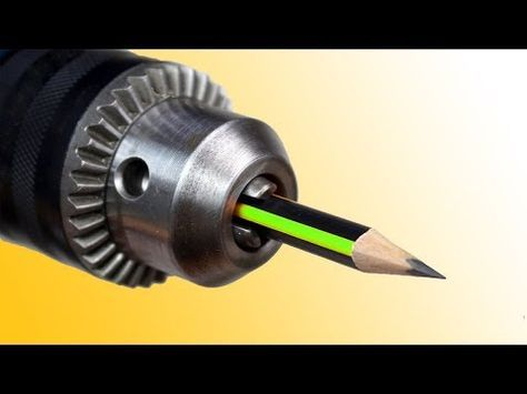 6 COOL DRILL AND SCREWDRIVER LIFEHACKS. - YouTube