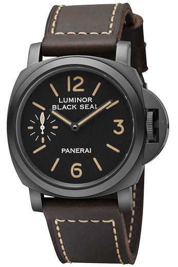 Panerai Luminor Black Seal special edition PAM785