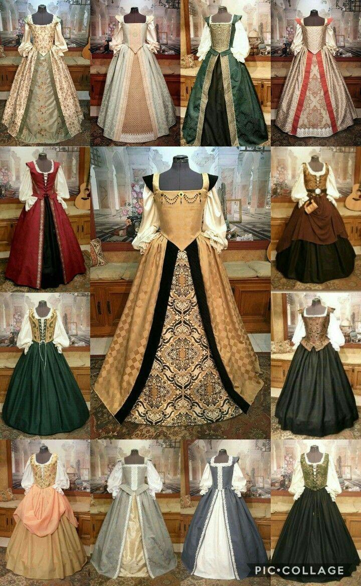 renaissance fair dress fashion style stylish love cute