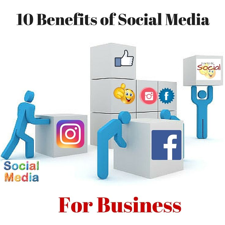 Here are 10 reasons you should be doing social media marketing for your business.