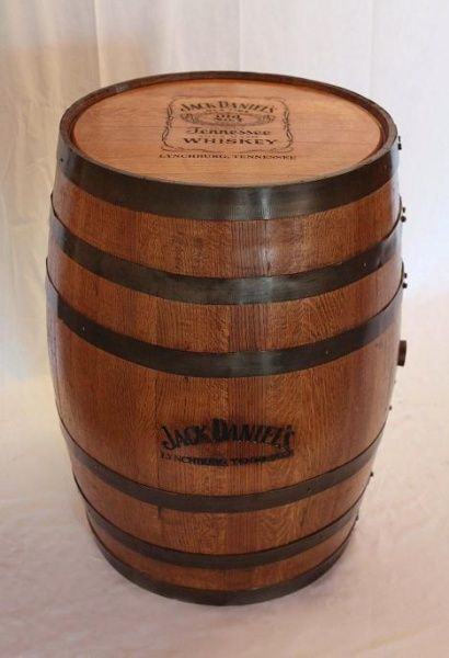Jack Daniels Barrel | Carriage House Furnishings