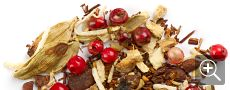 Coco Chai Rooibos - Spiced Chai Rooibos Made With Cinnamon, Ginger, Cardamom, Red Peppercorns And Coconut   DavidsTea
