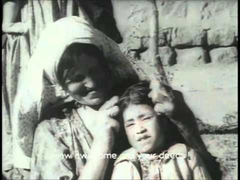 Forough Farrokhzad's film about a leprosy colony in Iran = awesome (and gorgeous)
