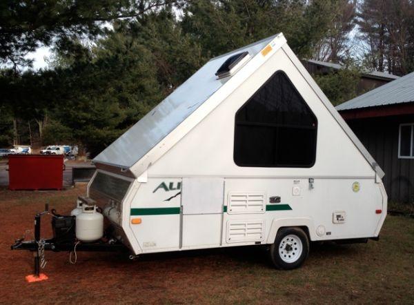used aliner pop up campers for sale by autos post. Black Bedroom Furniture Sets. Home Design Ideas