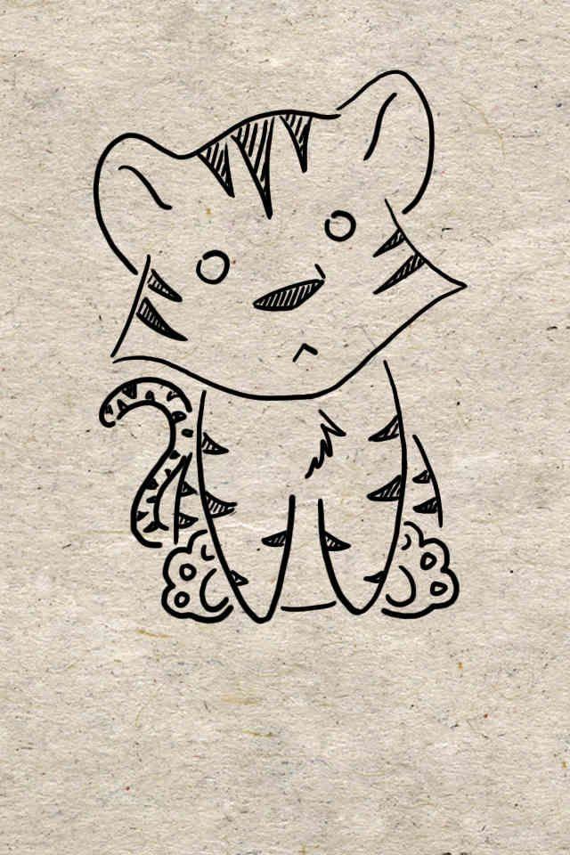 best 20 tiger tattoo design ideas on pinterest. Black Bedroom Furniture Sets. Home Design Ideas