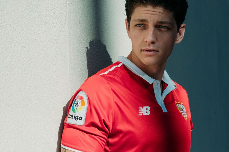 WorldSoccerShop offers the official Sevilla FC soccer gear, including the official soccer jersey. Customize yours today!