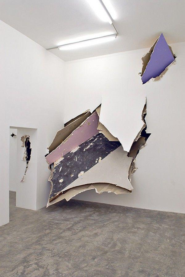Felix Schramm's Installation
