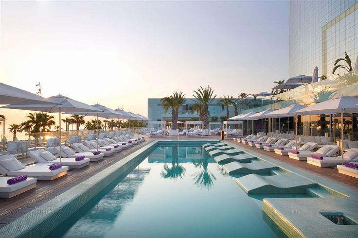 W Barcelona - Spain A spectacular sail-shaped...   Luxury Accommodations