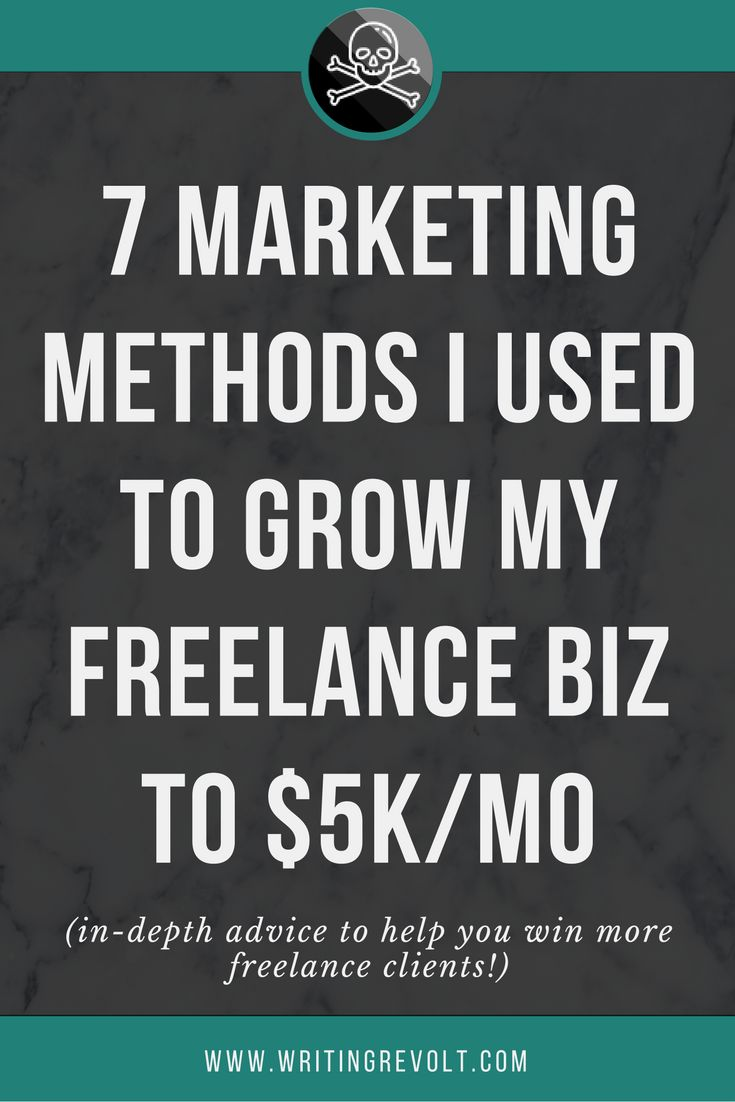 If you want to make money writing online, you HAVE to learn how to market yourself. This post shows you exactly how I found high-paying freelance writing clients as a clueless/broke newbie freelance writer! Check it out! :) | freelance writing tips | freelance writing for beginners |