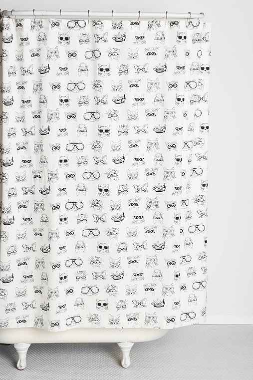 Cats Shower Curtain - Nanatran.com