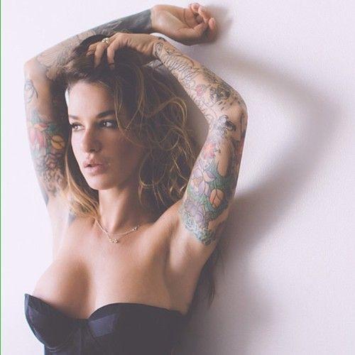 Girl #tattoo #ink