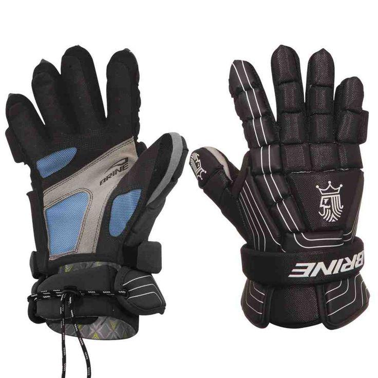 Brine King Superlight Lacrosse Gloves