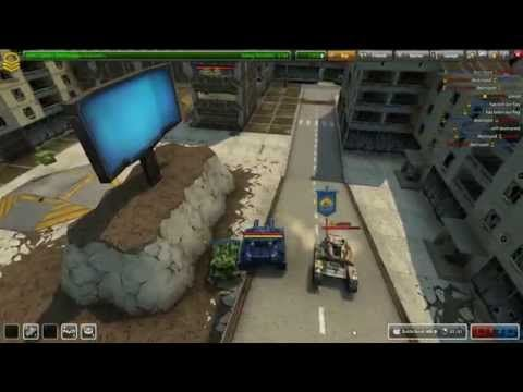 Tanki Online [LTS] Gameplay 3 - Tanki Online is a Free to play 3D arcade style, tanks Shooter MMO Game playable in any internet browser