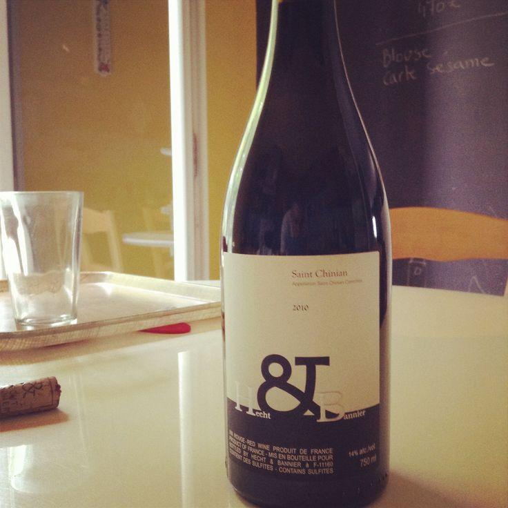 St. Chinian - Cépages : Syrah majoritaire. Grenache, Mourvèdre #wine