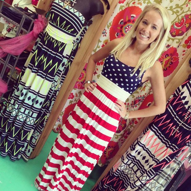 6482ad457dd American flag maxi, maxi dress, land of the free, land of the free dress,  god bless American, boutique july fourth clothing, sta…