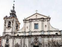 Imagen de la Iglesia de Nuestra Señora de Montserrat en Madrid