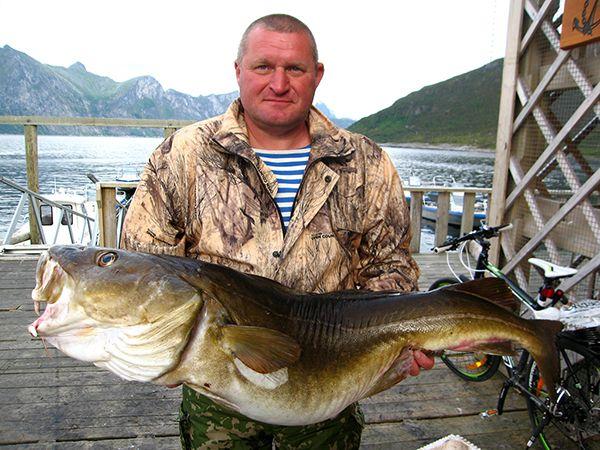 Рыболовный турнир 2014 на острове Сенья