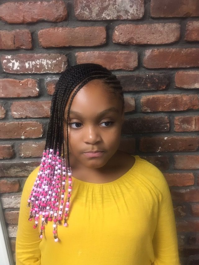 Lemonade Braids With Beads Salonsweets  Braids For
