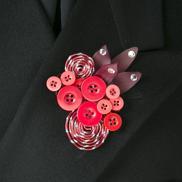 28 best Floral wire work images on Pinterest | Boutonnieres, Wire ...