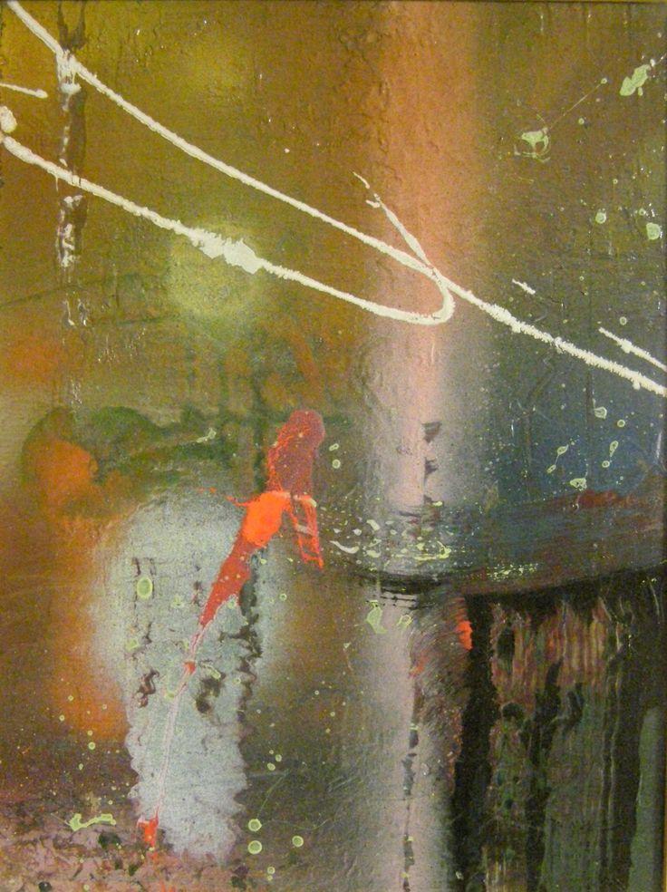 Antonio Lippi Paesaggio interiore 3