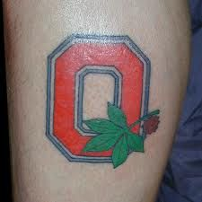 ohio state tattoos designs
