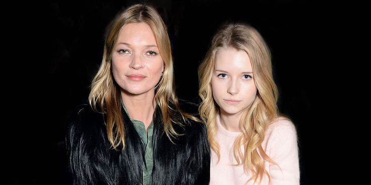 Lottie Moss on L'Officiel Netherlands Cover - Kate Moss's Sister Lands First Magazine Cover