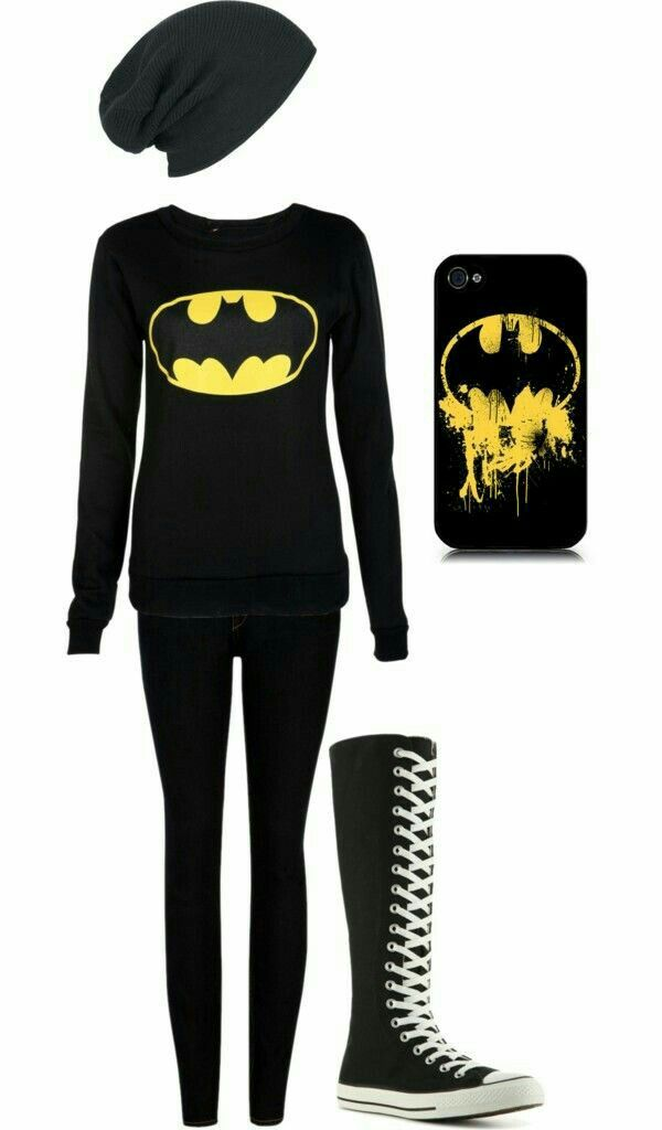 Yo Soy Batman! Saludos!