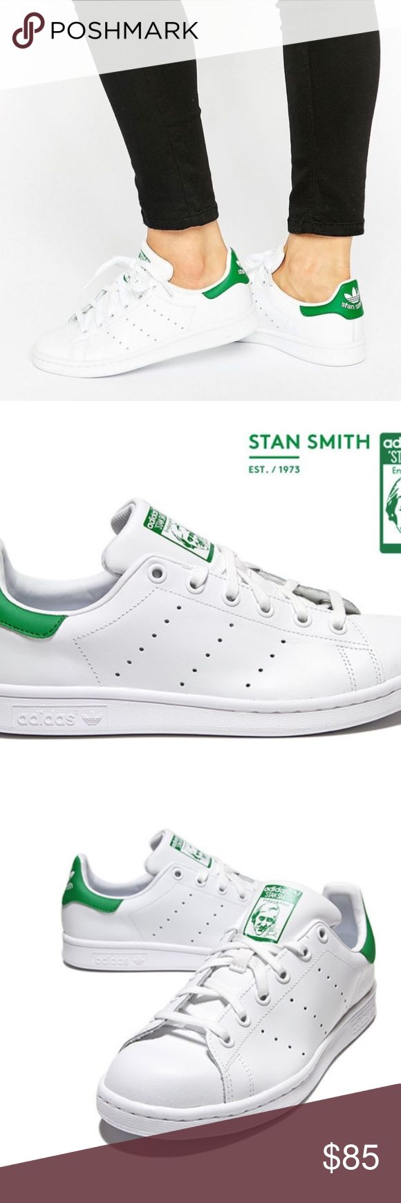 BRAND NEW Women's Stan Smith Adidas Size 6.5 Never worn before, New In Box, Women's green Stan Smith Adidas Size 6.5 Adidas Shoes Athletic Shoes
