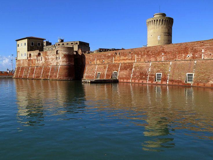 Livorno la Fortezza Vecchia