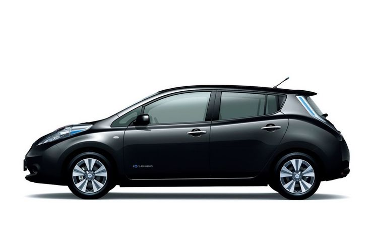 Special Lease Offer on 2013 Nissan Leaf S | West Covina Nissan's ...