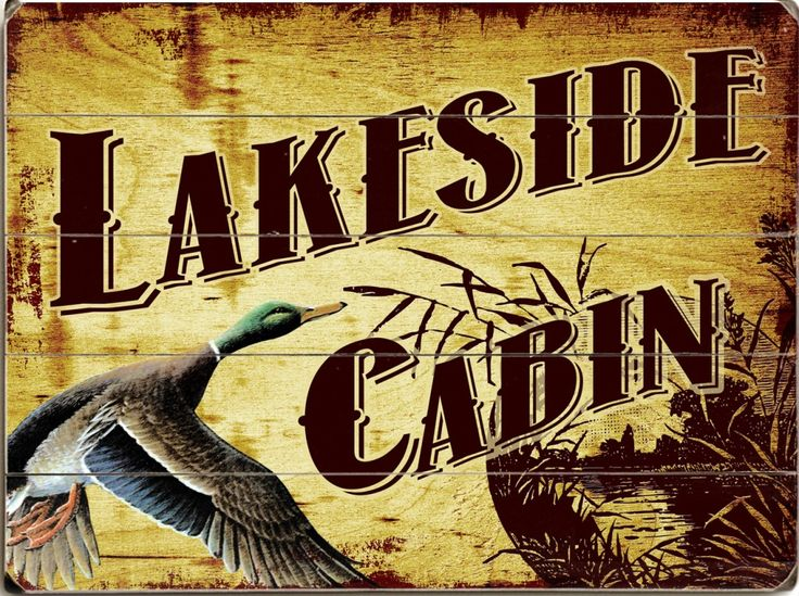 8 best Hunting Vintage Signs images on Pinterest | Cabin signs ...