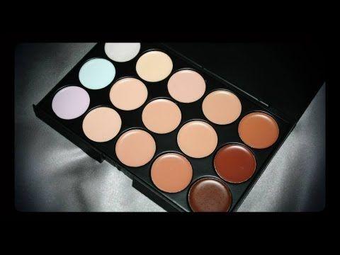 15 Colors Professional Cream Foundation by BornPrettyStore.com | Michela...