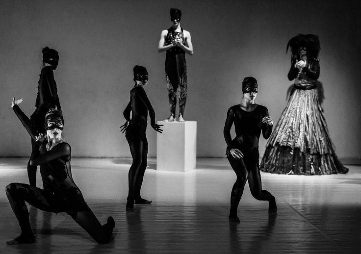 Góbi Rita: DeuS ex Machina –  Vadulva Kortárs tánc - Contemporary dance
