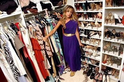 LoveLabels: Famous Closets Rachel Zoe