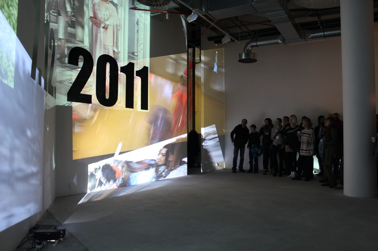 Galerie Die Aktualität des Schönen..., Liberec, Zippe, Stolín, Prokeš 2012