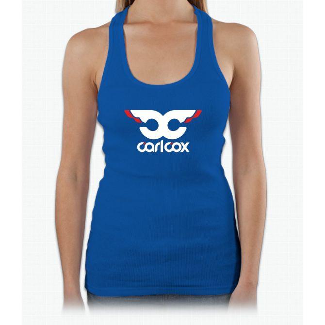Dj Carl Cox Womens Tank Top