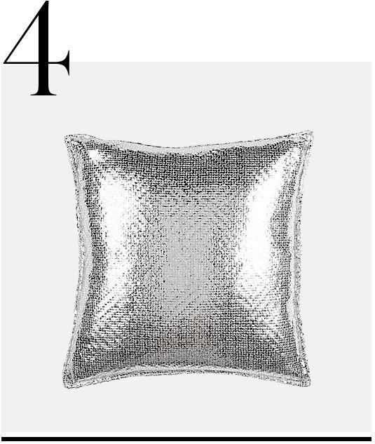 Coated-Basket-Weave-Pillow-Lisa-Perry-bedroom-decorating-ideas-top-ten-bedroom-accessories