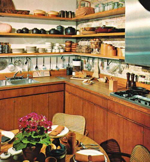 186 best 1970s kitchen images on Pinterest | 1970s kitchen ...