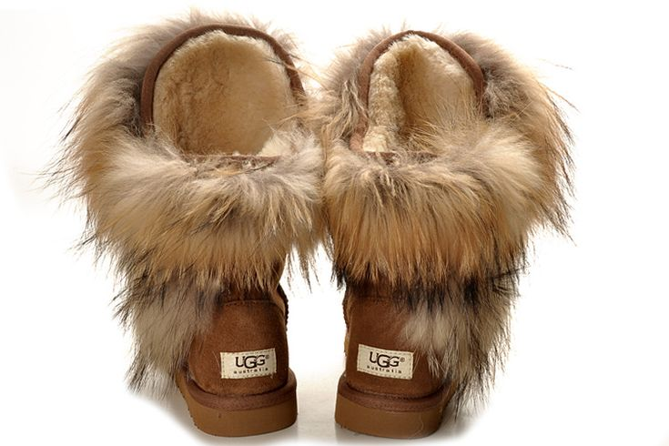 uggs with sheepskin on the outside