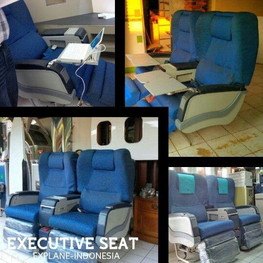 Business Seat ex Garuda Indonesia