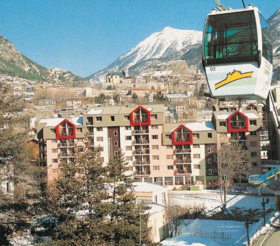 Séjour ski pas cher à la Résidence la Guisane
